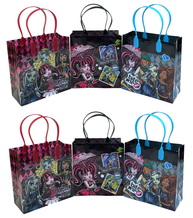 Monster High Goody Bags Party Favors Gift Bags