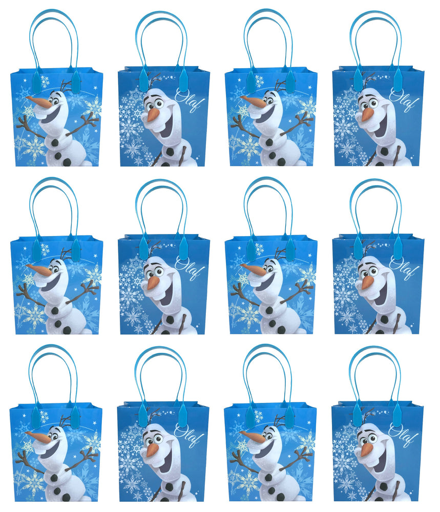 Olaf Goody Bags Party Favors Gift Bags
