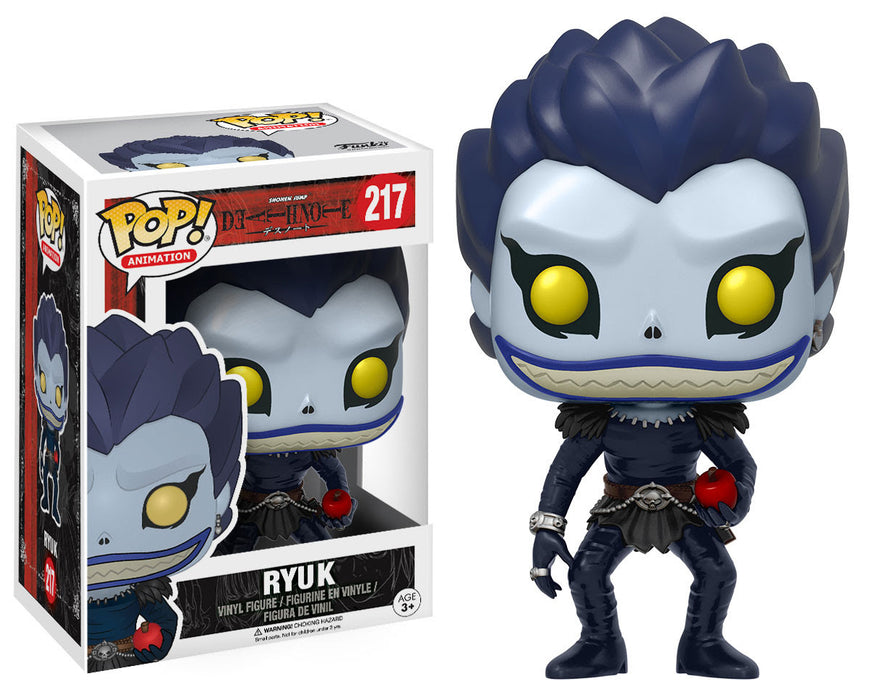 Pop! Animation: Death Note - Ryuk  #217 Vinyl Figure