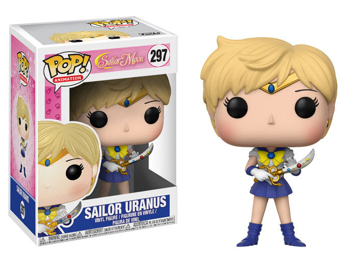 Pop Anime! Sailor Moon Wave 2 - SAILOR URANUS #297