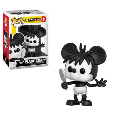 Funko Pop Disney Mickey's 90th - Plane Crazy #431 Vinyl Figure