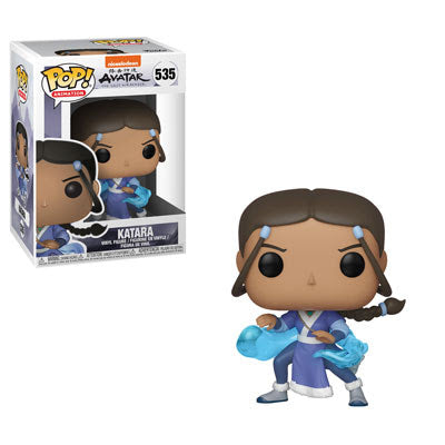 Funko POP animation: AVATAR The Last Airbender : KATARA #535 Vinyl Figure