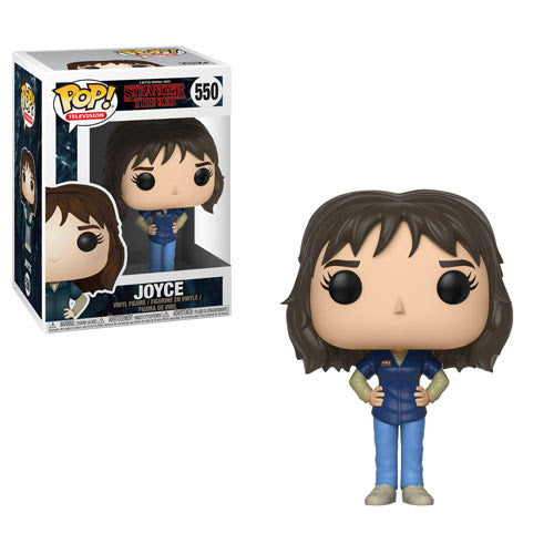 Pop! Television: Stranger Things 2 - Joyce # 550 Vinyl Figure