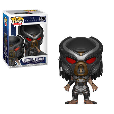 POP Movies : The Predator - Fugitive Predator #620 Vinyl