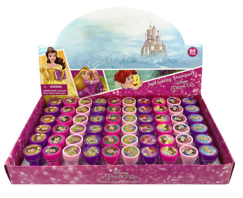 Disney Princesses Stampers Party Favors