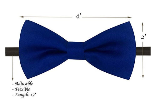 Kids Bow Ties - Toddler Royal Blue Bow Tie
