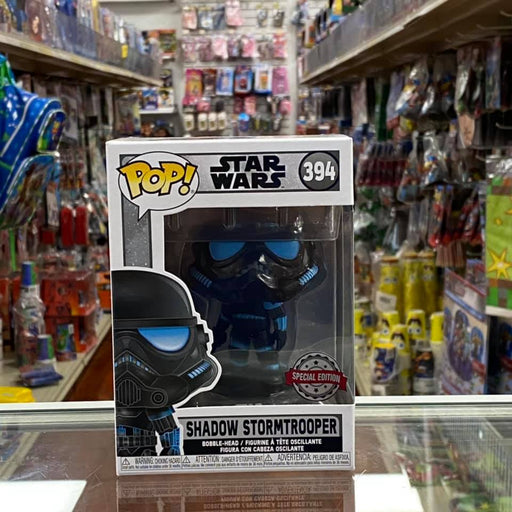 Funko Pop! Star Wars the Force Unleashed Shadow Stormtrooper Figure Exclusive