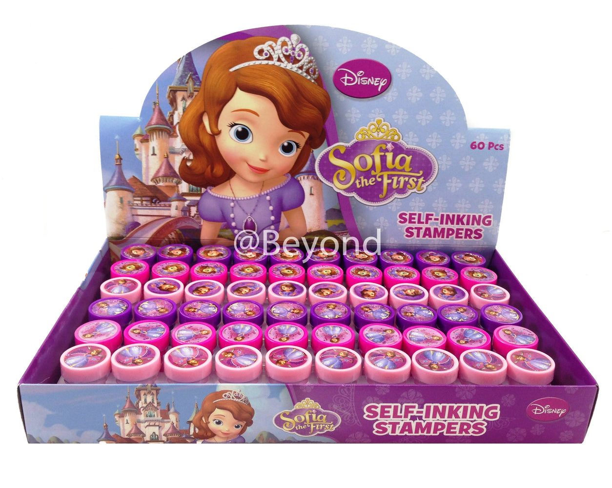 Sofia the First Stampers Party Favors