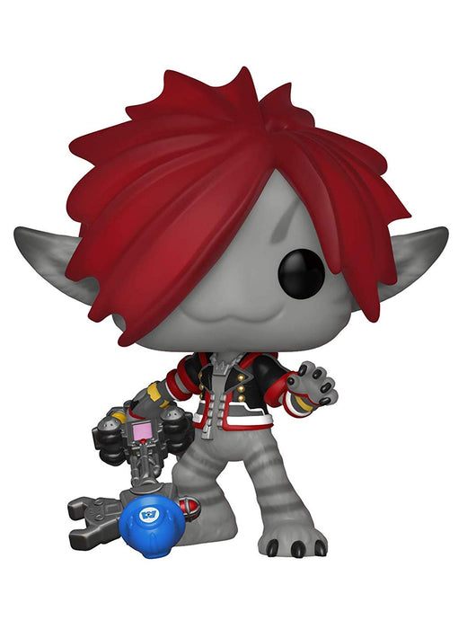 "Funko Pop Disney Kingdom Hearts Wave 3 -Sora (Monster""s Inc) #408 Vinyl Figure with .5mm Case"