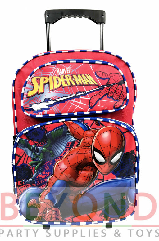 Spider-Man Rolling Backpack