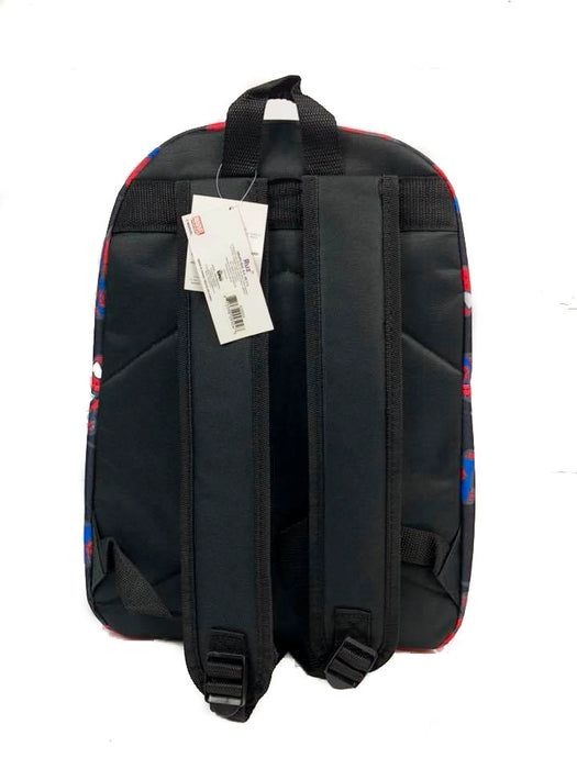 Spier-Man Backpack - Black