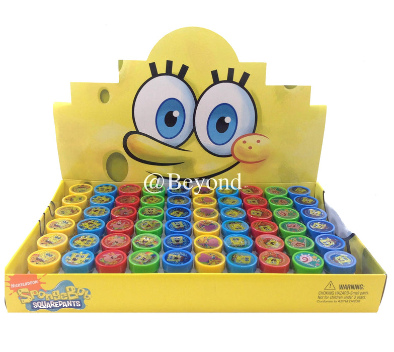 SpongeBob SquarePants Stampers Party Favors