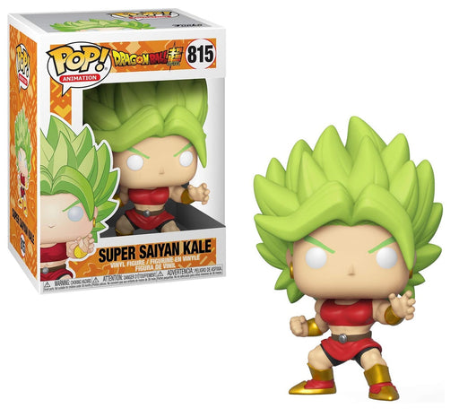 Funko Pop! Animation: Dragon Ball Super - Super Saiyan Kale Vinyl Figure #815