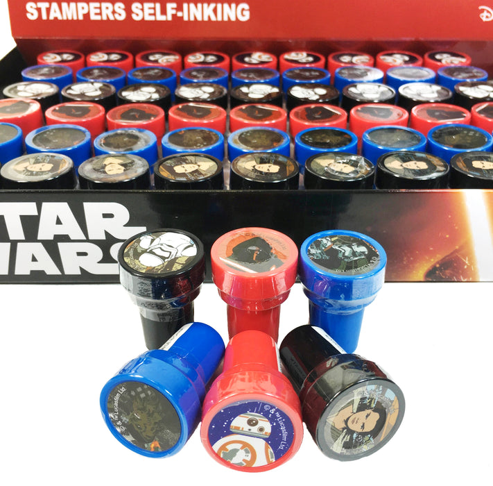 Star Wars Stampers Party Favors