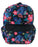 "Disney Lilo & Stitch - All over Print 16"" Canvas Black A15640 Backpack"