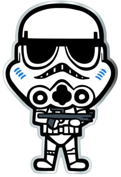 Star Wars Stormtrooper Enamel Pin