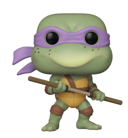 Funko Pop! Retro Toys: Teenage Mutant Ninja Turtles - Donatello #17