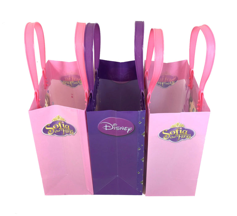 Sofia the First Goody Bags Party Favors Gift Bags