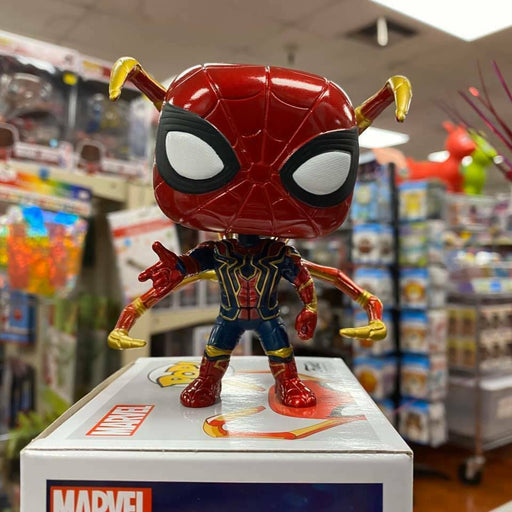 Funko Pop! Marvel Avengers Infinity War: Iron Spider #300