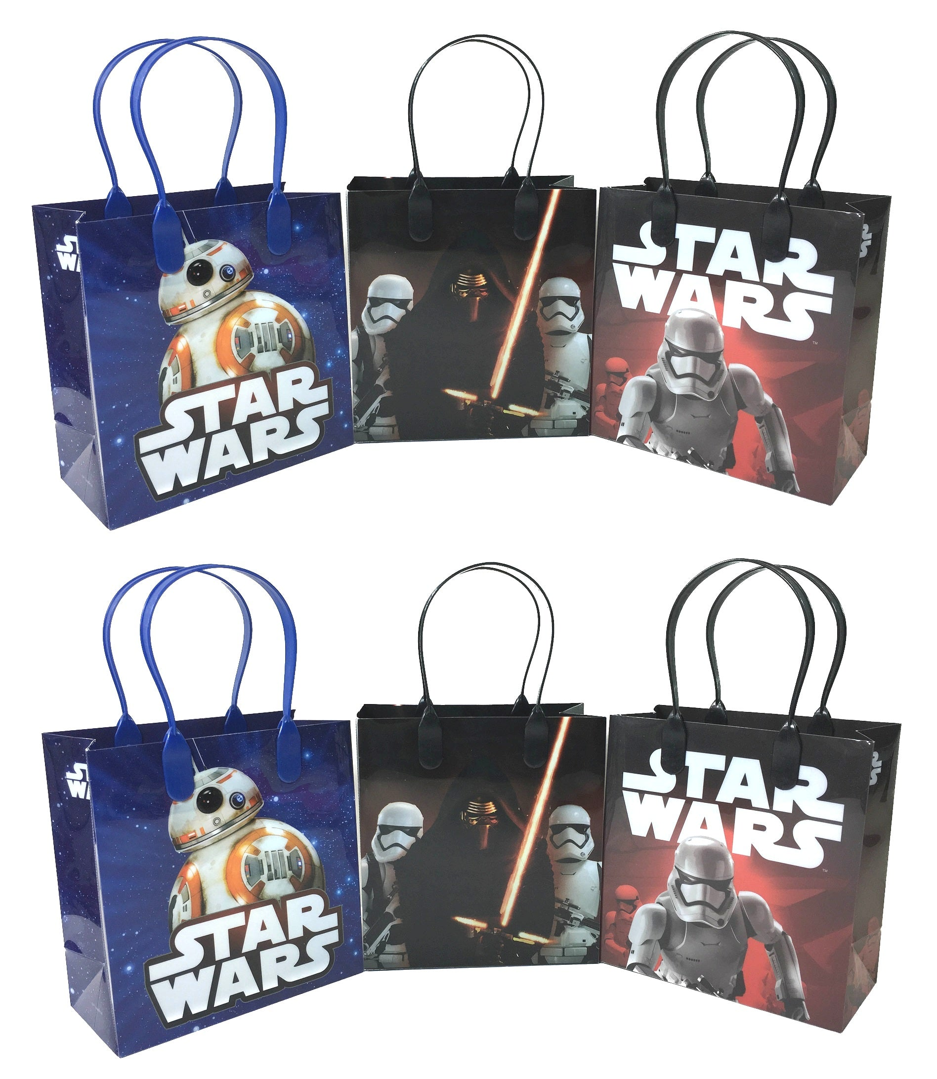 Star Wars Goody Bags Party Favors Gift Beyond Supplies Toys