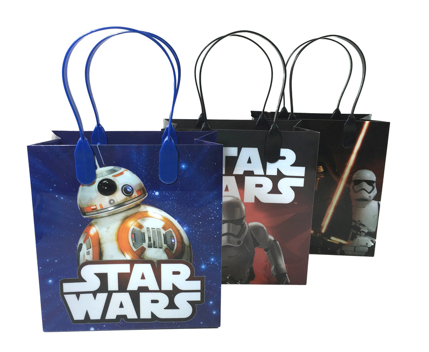 Star Wars Goody Bags Party Favors Gift Bags