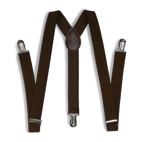Dark Brown Suspender