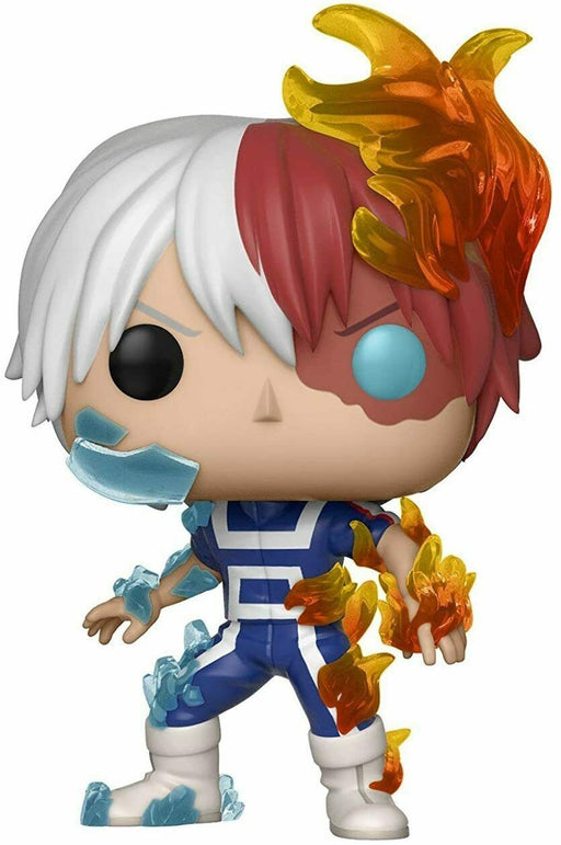 Funko Pop! Animation : My Hero Academia : Todoroki #372 Vinyl Figure