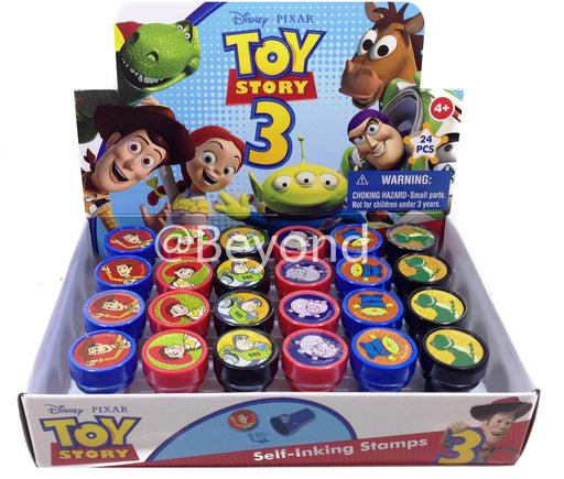 Disney Toy Story 3 Stampers