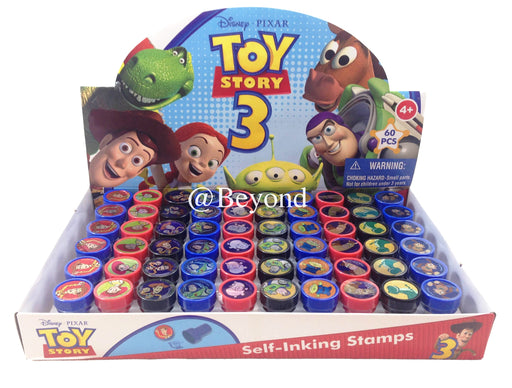Disney Toy Story 3 Stampers Party Favors