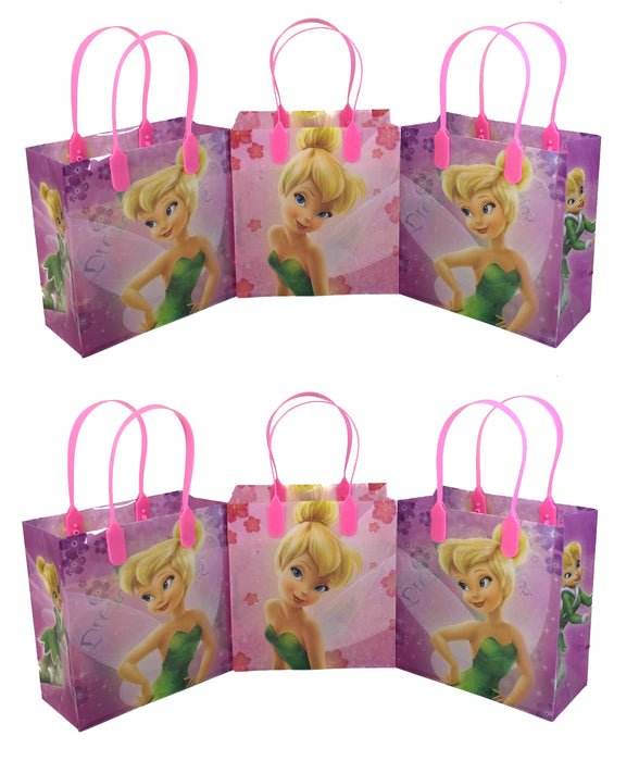 Disney Tinker Bell Goody Bags Party Favors Gift Bags