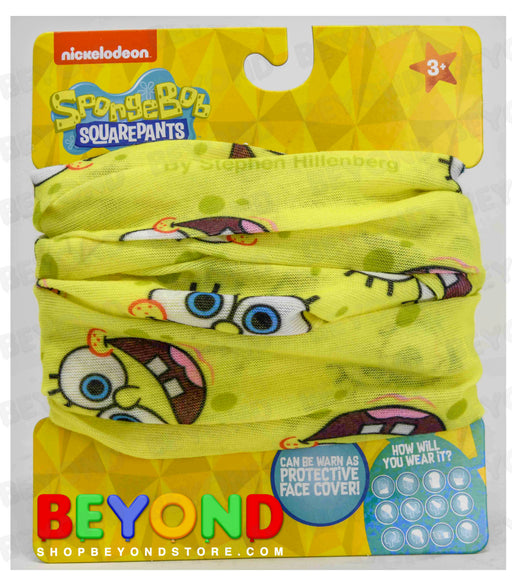 SpongeBob SquarePants - Neck Gaiter Face Mask