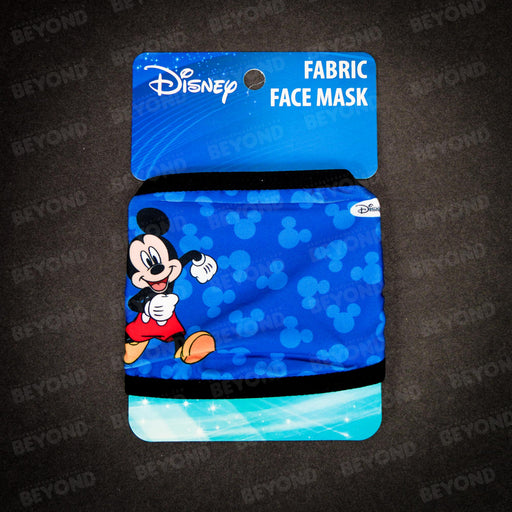 DISNEY CLOTH FACE MASK KIDS - MICKEY MOUSE