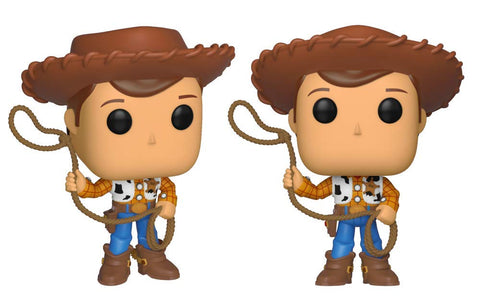 Funko Pop Disney Toy Story 4 : Sheriff Woody #522 Vinyl Figure