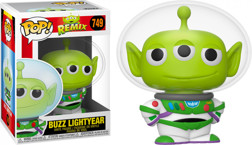 Funko Pop! Remix: Alien as Buzz #749