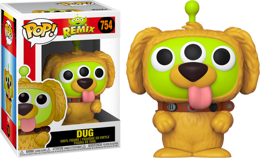 Funko Pop! Remix: Alien as Dug #754