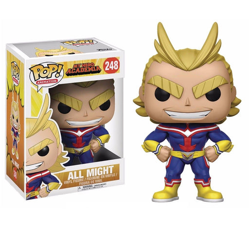 Pop Animation : My Hero Academia : All Might #248 Vinyl Figure