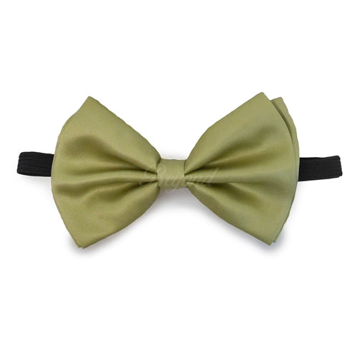 Adult Bow Ties - Beige Bow Tie