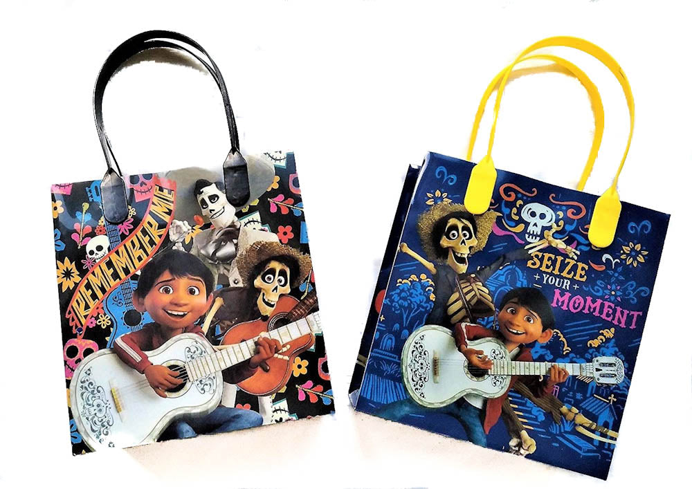Disney COCO Goody Bags Party Favor Gift Bags