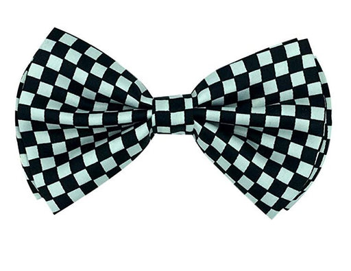 Adult Bow Ties - Checker Bow Tie