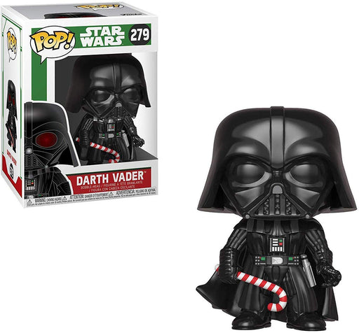 POP Holiday - Star Wars - Darth Vader #279 Vinyl Figure