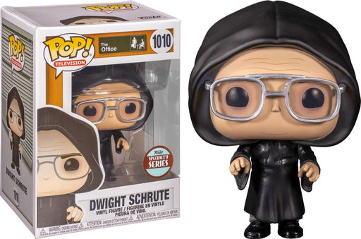 Funko POP! TV: The Office Dwight Schrute as Dark Lord #1010 Vinyl Figure