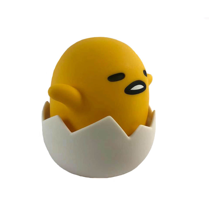 Sanrio Gudetama Lazy Egg 7.5 in.  Coin/Bust Bank Christmas Birthday Gift