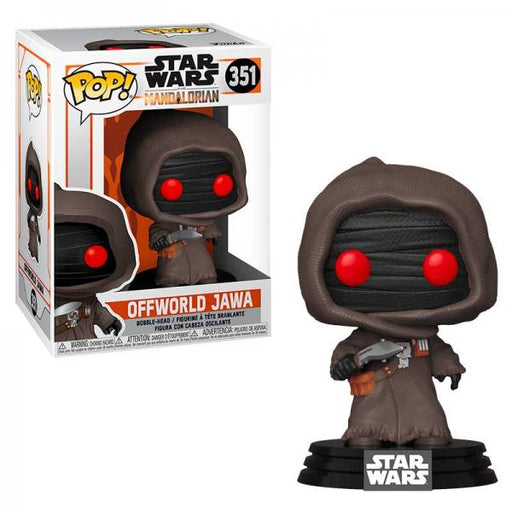 Funko Pop! Star Wars: The Mandalorian - Offworld Jawa Vinyl Figure #351