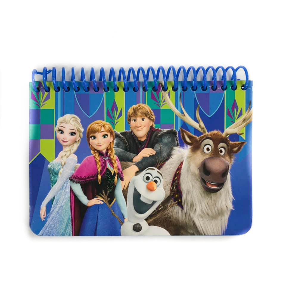 Disney Frozen Autograph Book (blue)
