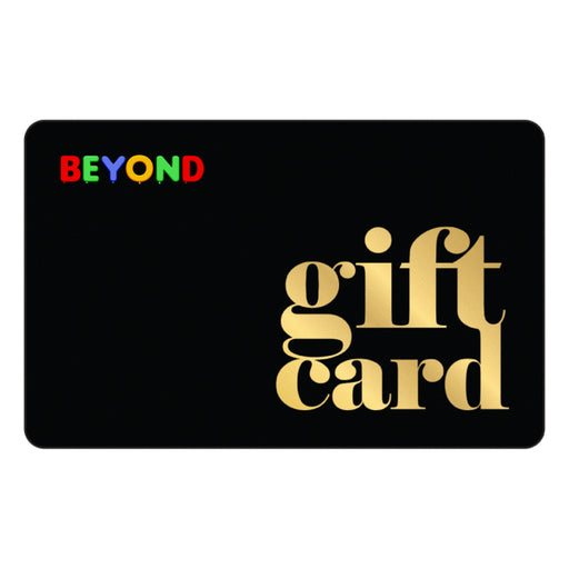 Beyond Gift Card