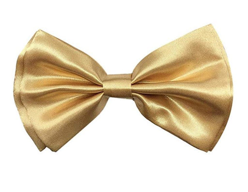 Adult Bow Ties - Gold Champagne Bow Tie