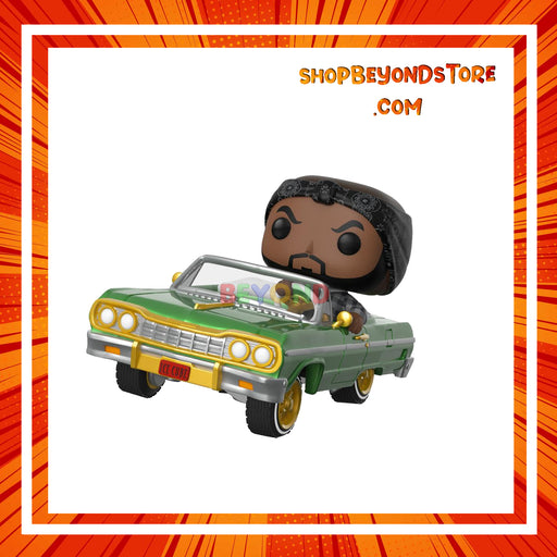 PRE-ORDER: POP! Rides: Ice Cube in Impala