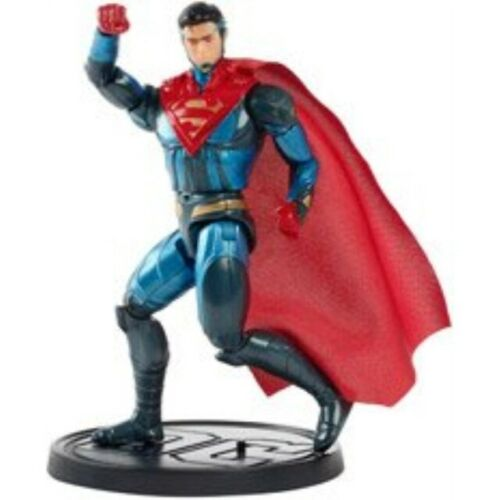 DC Multiverse Collection Platinum.  Injustice 2 : Superman (Metal) Figure