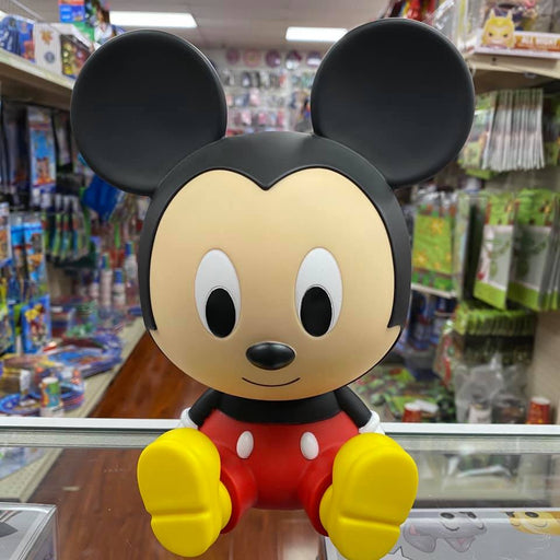 Bust Bank - Mickey Mouse PVC Figural Coin Bank