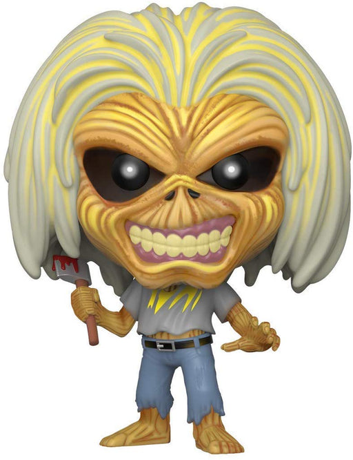 Funko Pop! Rocks: Iron Maiden - Killers Vinyl Figure #144